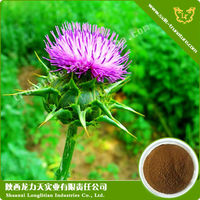 Milk Thistle Extract For High Fatty Liver