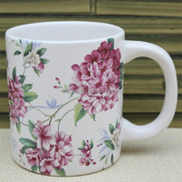 Custom Made Wholesale Ceramic Mugs For Valentine's Day