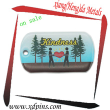 Hardware Customized Dog Tag With Your Drawing