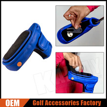 Black Top Ball Cleaner & Magnetic Marker Golf Headcover For Blade/ Mid-Mallet Putter