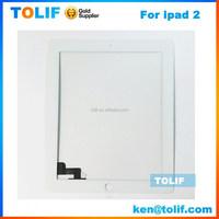 for ipad 2 touch screen digitizer glass orginal, touch screen for ipad 2, for ipad 2 screen digitizer