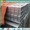 galvanized square hollow section for building and constion