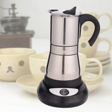 2015 hot sale electric coffee maker/ coffee pot 6 cup