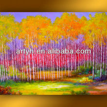 Hot sale best price famous painting styles for hotel