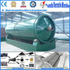 2015 hot business continuous waste tire pyrolysis plant