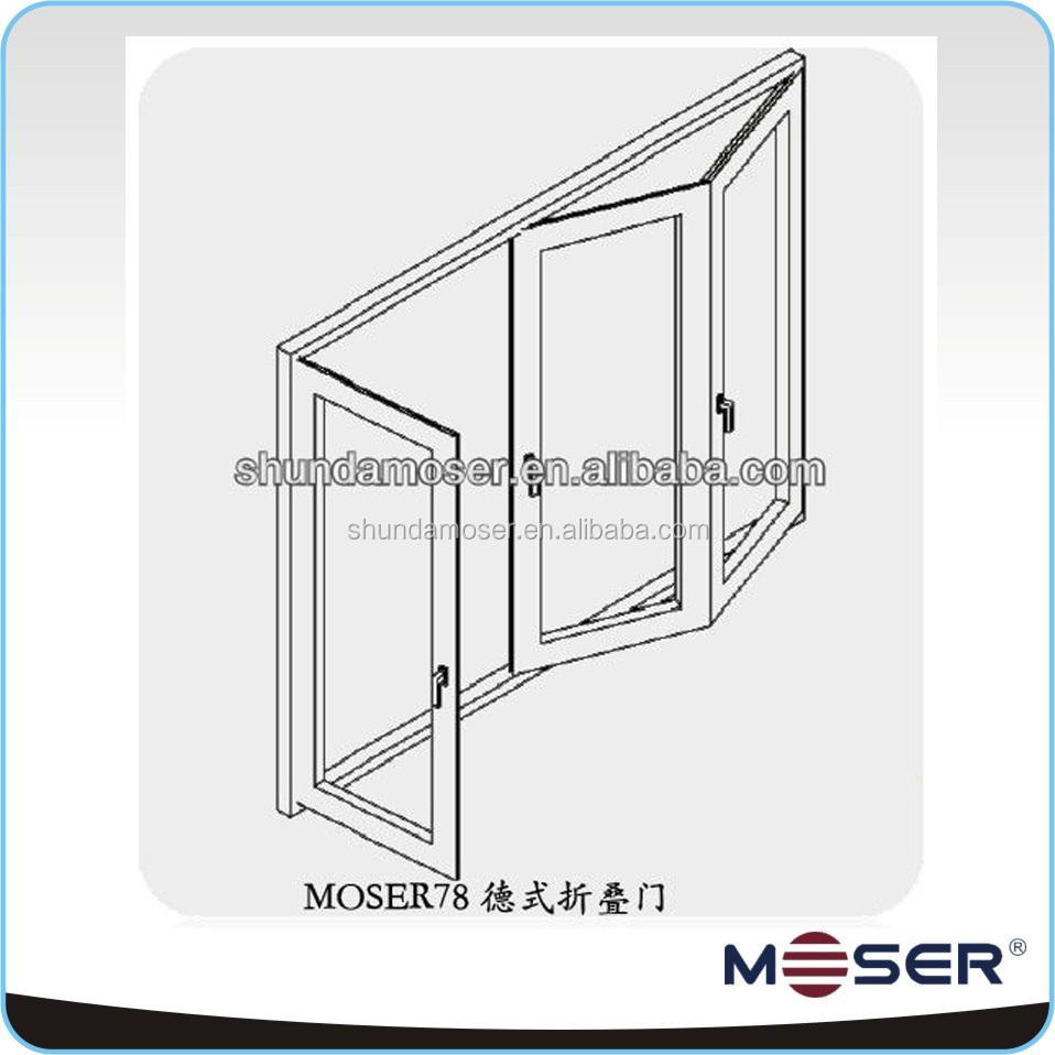 hochwertige massivholz schalldicht doppelt verglaste glas faltwand t r produkt id 1851785769. Black Bedroom Furniture Sets. Home Design Ideas