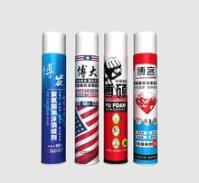 Spray PU Foam Insulation for Fixing Hole
