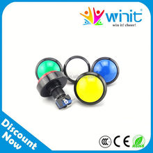 Experienced Guangzhou Supplier led light illuminated dome button for game machine