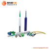 fiber optic adapter cleaner fiber optic connector cleaner FC SC ST LC MU 2.5mm 1.25mm pen type fiber optic cleaner