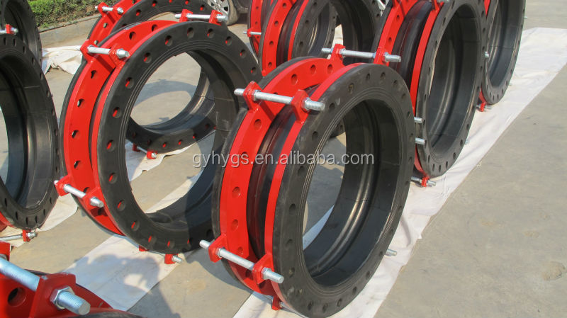 shock-absorption metal expansion joint
