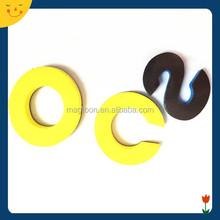 Customized EVA words c shape magnet