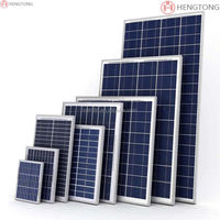 Top efficiency long lifetime 20w poly panel solar with lowest price