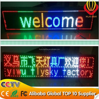 new led products for LED moving sign LED display P10 best selling products in america