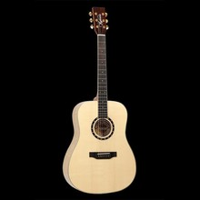 """41"""" inch ALL SOLID WOOD acoustic guitar"""