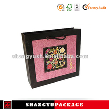 beauty paper bags manufacturing process