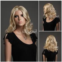 W3381 Top quality 6A grade 100% brazilian virgin human hair full lace wig, human hair wig