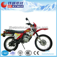 Popular wholesale adult 200cc dirt bike cheap for sale ZF200GY-2A