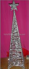 15012014 2015 elegant handmade resin christmas tree decoration