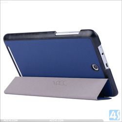 3 fold smart magnetic leather Case cover for Acer W1 810