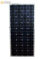 small size solar panel, 100watt mono, low price