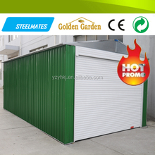 Multipurpose shipping from China best selling cheap steel Portable Car Garage for garden