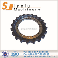 Hot-Selling low price black or orange motorcycle sprocket and chain kit