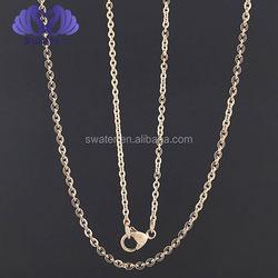 New Rose Gold Chain Design For Women