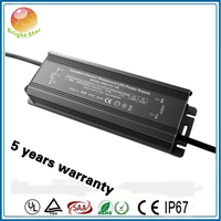 70W led driver waterproof constant current led light transformer for outdoor application
