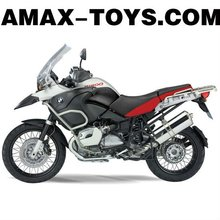 dm-42000 Die cast motorcycle 1:9 Racing Motorcycle Model