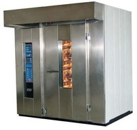 Bakery Industrial Baking Loaf Bread Rotary Oven