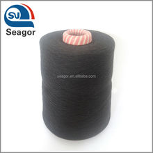 100% polyester Spandex covered yarn