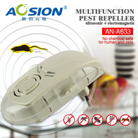 Aosion factory electronic electromagnetic ultrasonic best insect repellent