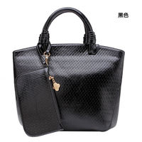 wholesale alibaba Retro style luxy black ladies fashion trolley bag with any color