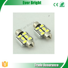 High quality T10 canbus car led light, 5630 W5W car led light