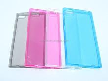 OEM manufacturer wholesale TPU case for MI 3 mobile phone accessories
