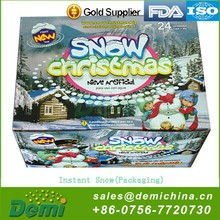 2015 Factory hot sell artificial christmas tree snowing