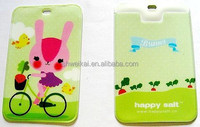 top quality cell phone credit card holder, manufacture price plastic cover, cover
