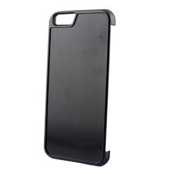 For Inlay leather/cloth Phone Case,New Product For Iphone 6 PC Blank Case,for iphone inlay cover