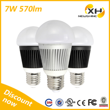 Edison Style China New UL led Lamp For Home, Dimmable LED Lamp E27, LED Lamp 7W