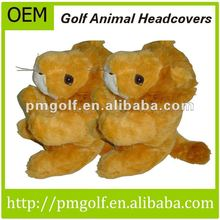 Knit Animal Golf Headcovers