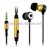 Studio earphones and headphones with factory price
