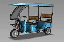 2015 BRAND NEW THREE SEATERSELECTRIC TRICYCLE FOR PASSENGER,ELECTRIC RICKSHAW,TUKTUK