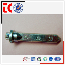 Major zinc casting manufacturer in China Good quality Nickeling connector for mechanical device