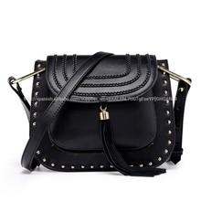 2015 new lady handbag shoulder Cool Black,bag,hand bag,fashion hand bag
