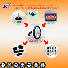 250/275-17 butyl motorcycle tire inner tube for motorcycle
