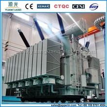 100MVA 220KV high voltage 3 phase electric power transformer