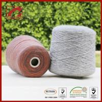 Superb Cashmere spun silk yarn popular sari silk ribbon yarn