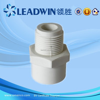 Professional Manufacture Top Quality PVC Fitting Male Adaptor for ASTM SCH40