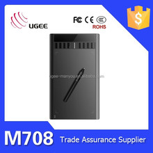 M708 Pen touch writing design pad digital drawing tablet