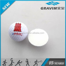 Wholesale two layer ball golf ball